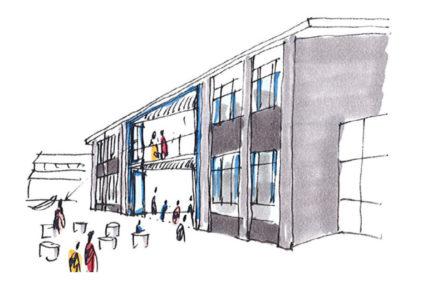 1823 |  SintThomasschool | Leeuwarden